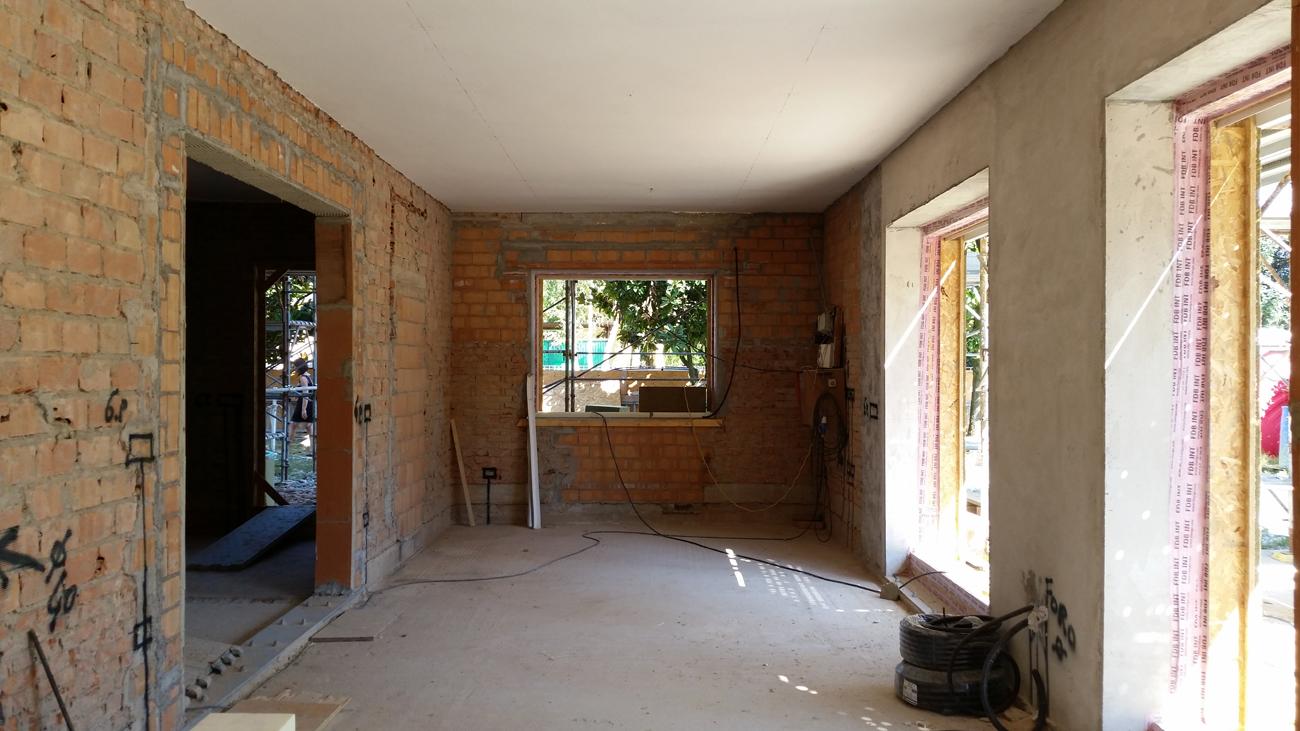 Interno casa in legno - Civico 2 - Impatto Zero