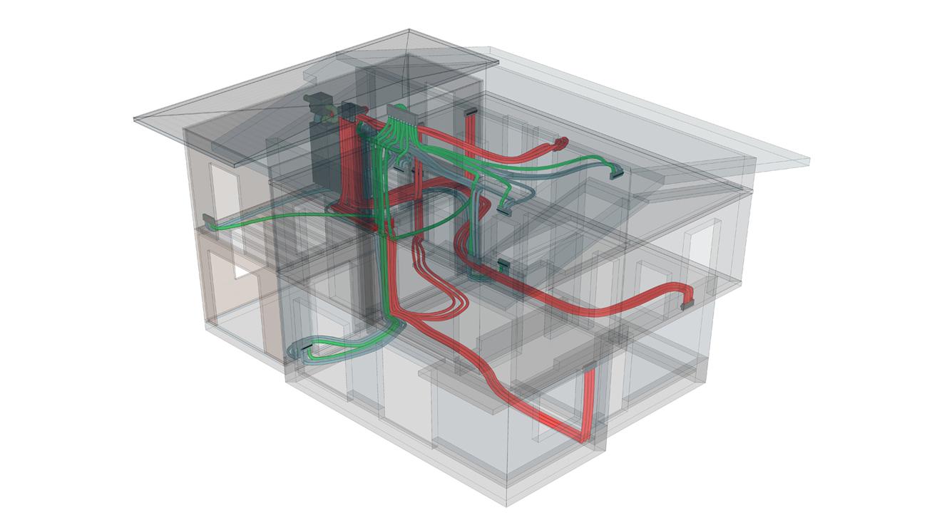 Impatto Zero - Civico 2 - modello-bim