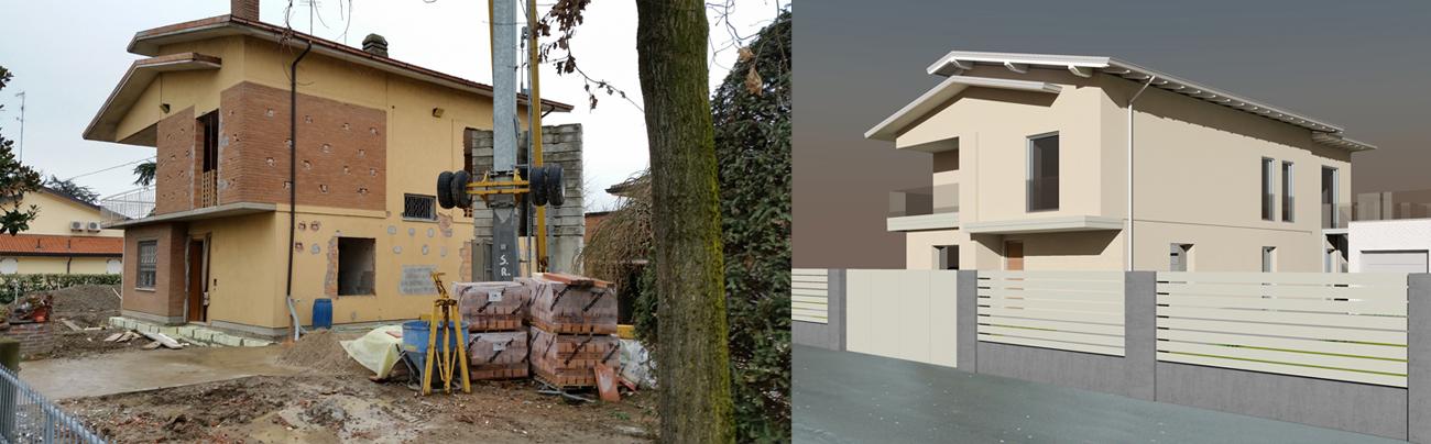 Il cantiere come continuazione del progetto impatto zero for Casa del cantiere