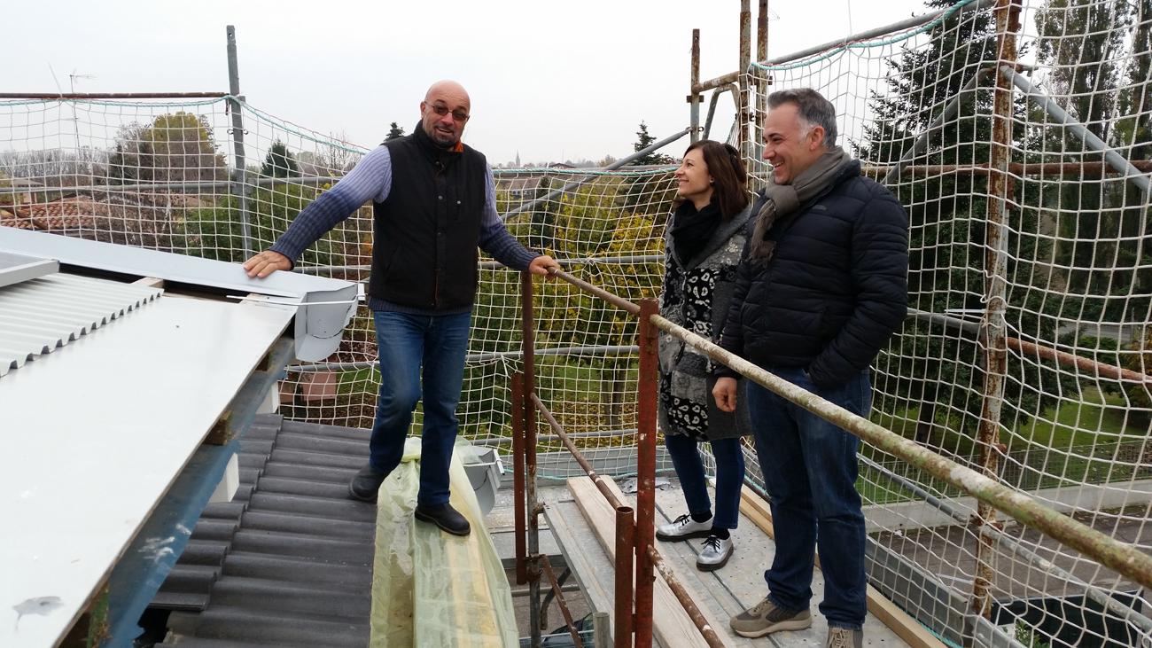 Paolo Nicolini, Enzo e Sara